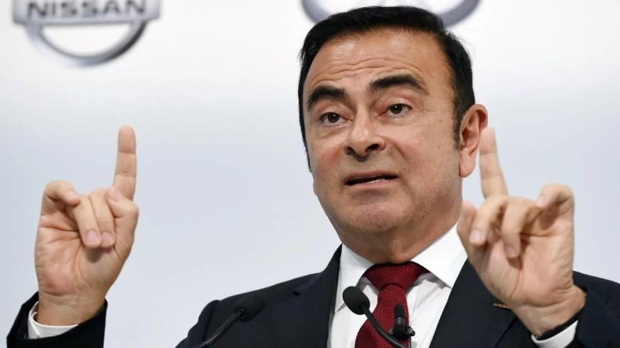 Detuvieron al máximo dirigente de Renault y Nissan por un fraude millonario