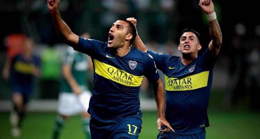 Boca eliminó a Palmeiras y jugará la final de la Copa Libertadores ante River
