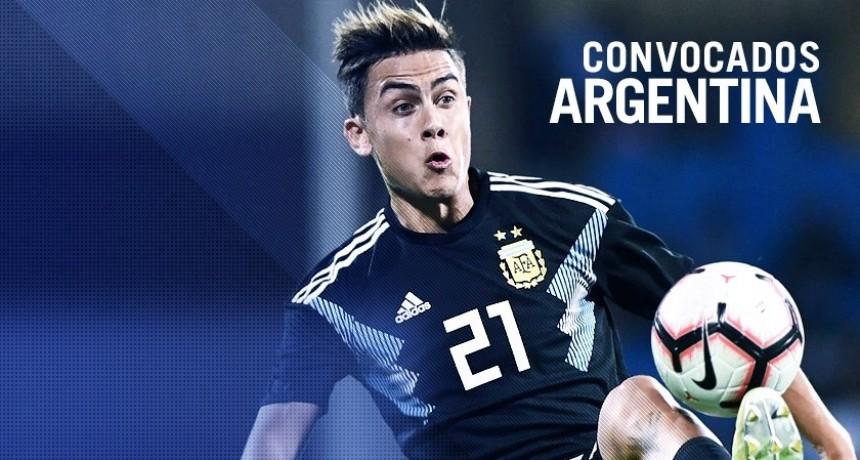 Lista de convocados de la Selección Argentina para enfrentar a México