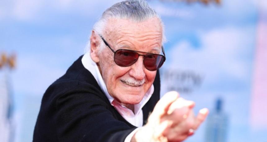Falleció Stan Lee a los 95 años