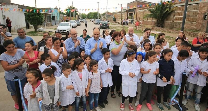 Culminó la primera etapa del Plan de accesibilidad a escuelas e instituciones públicas