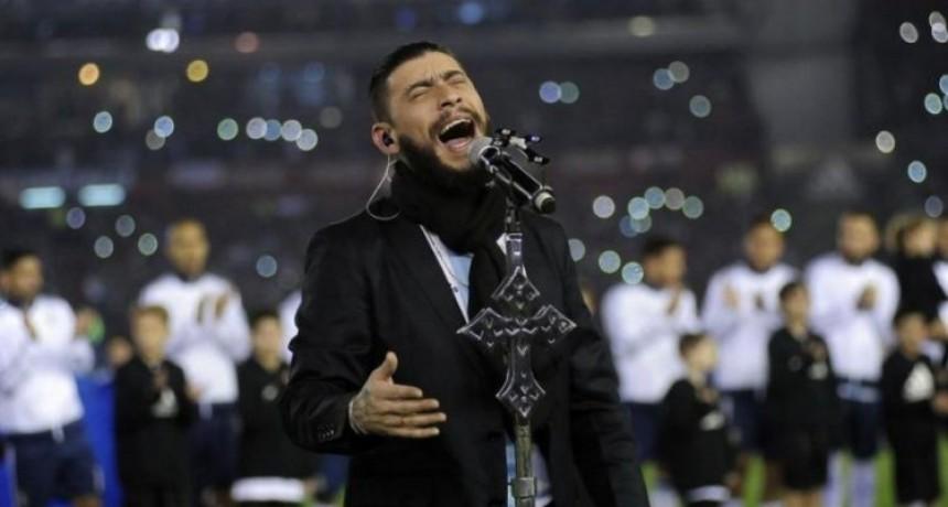 Ulises Bueno dará un show en el entretiempo de Argentina – México
