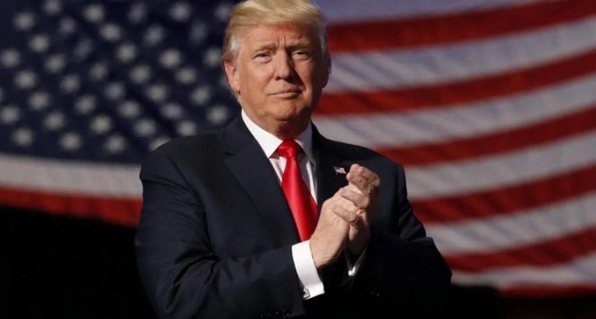 El mensaje de Donald Trump para los familiares del ARA San Juan