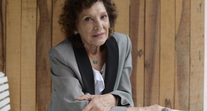 Murió la periodista y locutora Betty Elizalde
