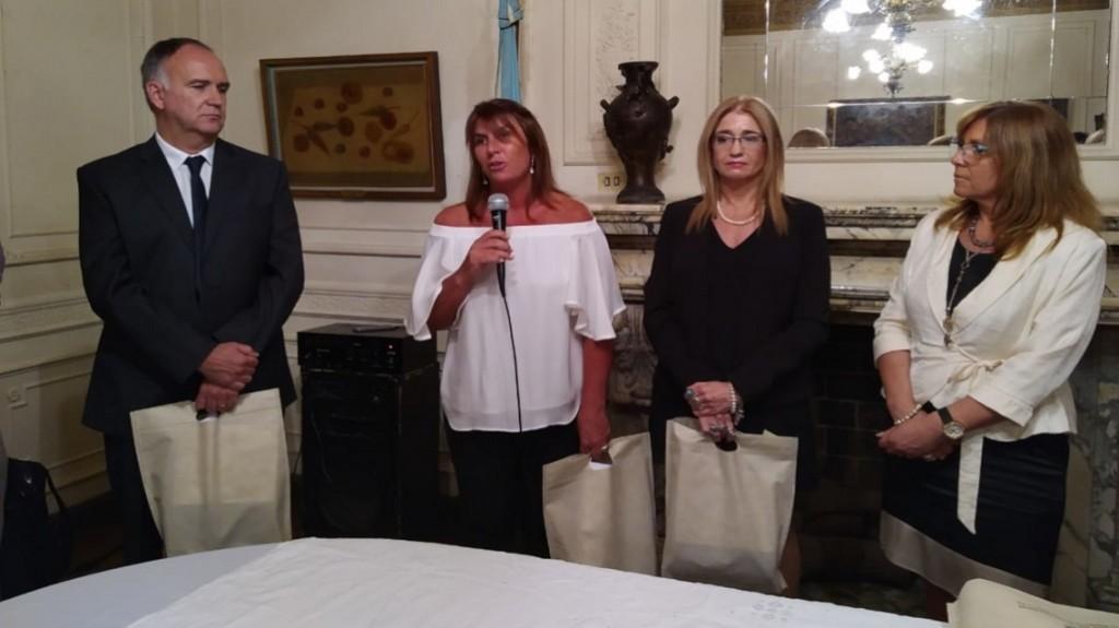 El CUDAIO recibió una distinción de la Legislatura provincial