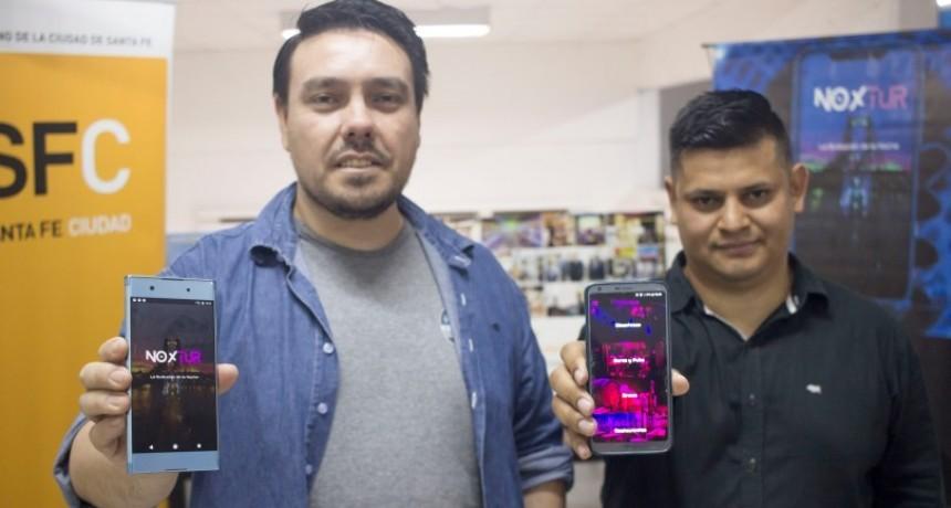 Respaldo a desarrolladores de una app que potencia el turismo y la gastronomía