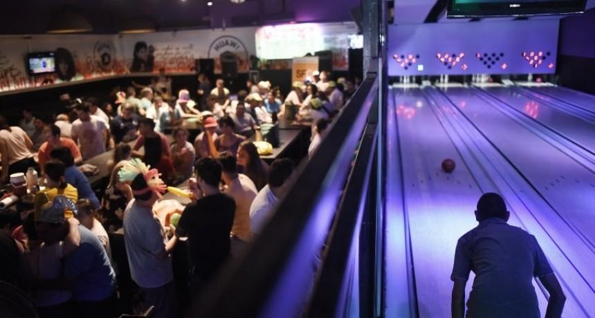 Cientos de jóvenes disfrutaron de una jornada de inclusión, deporte y diversión