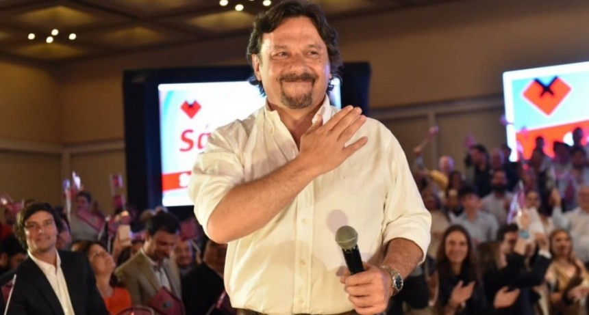 Gustavo Sáenz se convirtió en gobernador electo de Salta