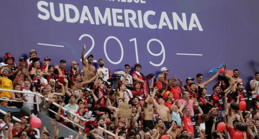 Los millones de dólares que embolsó Colón en la Copa Sudamericana