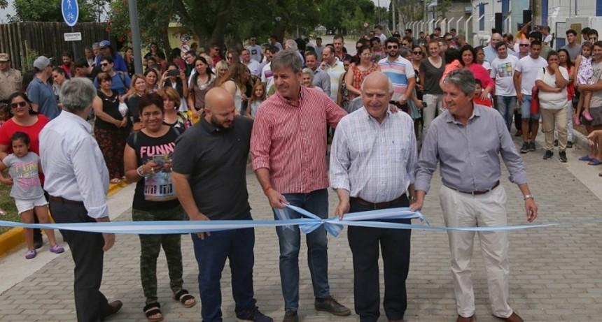 Lifschitz inauguró el Paseo del Puerto
