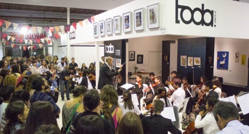 SOS Música en el Espacio TODA del Mercado Norte