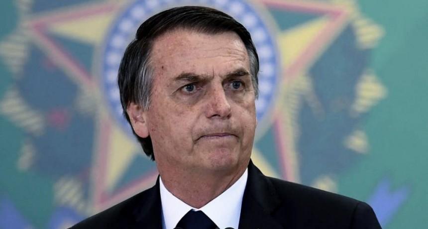 Bolsonaro fundó un nuevo partido religioso, anticomunista y a favor de la portación de armas