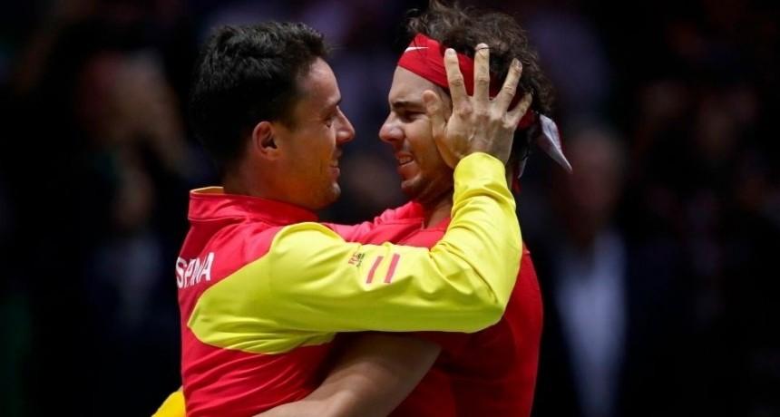 España se quedó con la Copa Davis