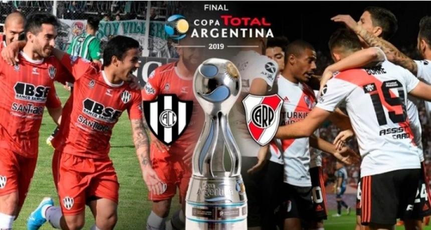 Confirmaron la fecha y la sede de la final de la Copa Argentina