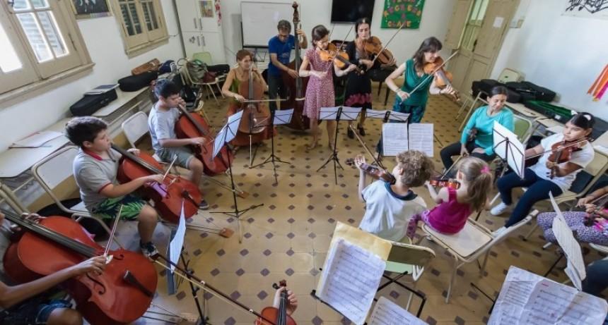 SOS Música despide el año en el Teatro Municipal