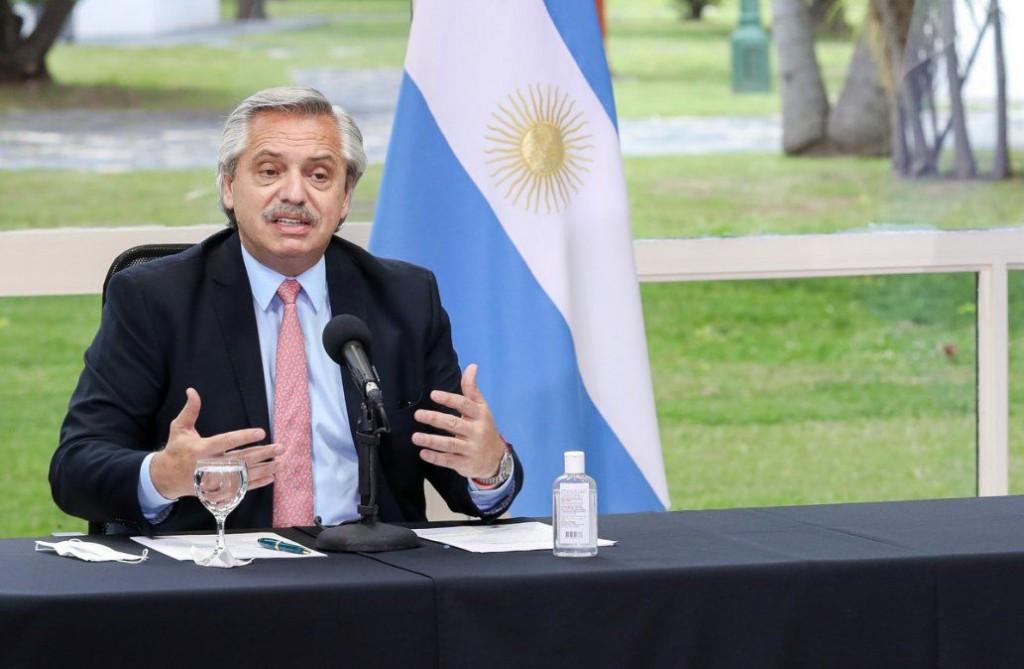 Fernández aseguró que Argentina recibirá 25 millones de dosis de la vacuna rusa contra el Covid-19