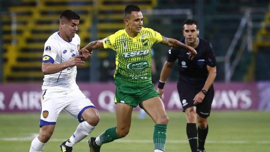 Defensa y Justicia empató ante Sportivo Luqueño y se metió en octavos