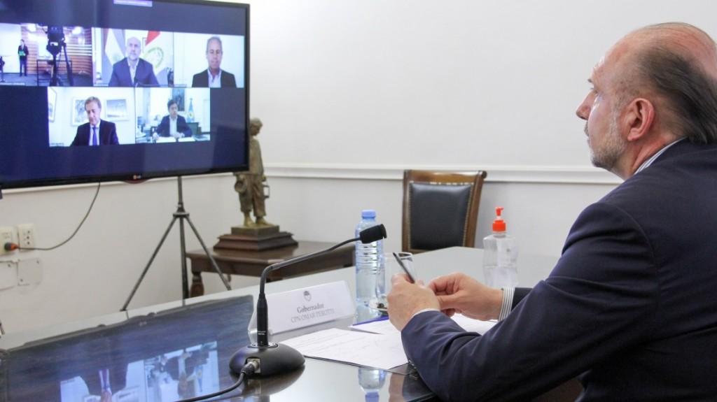 Perotti participó en el congreso internacional de Coninagro