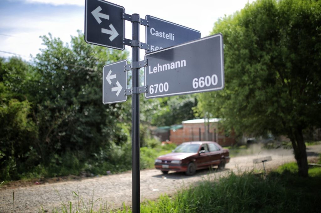 Plan Integrar en barrio Cabal