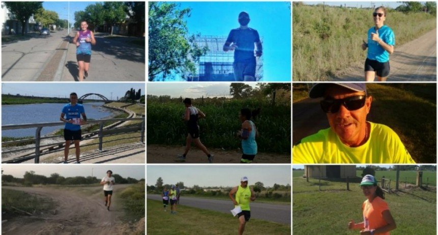"""Finalizó la Maratón 2.0 """"Por los caminos santafesinos"""""""