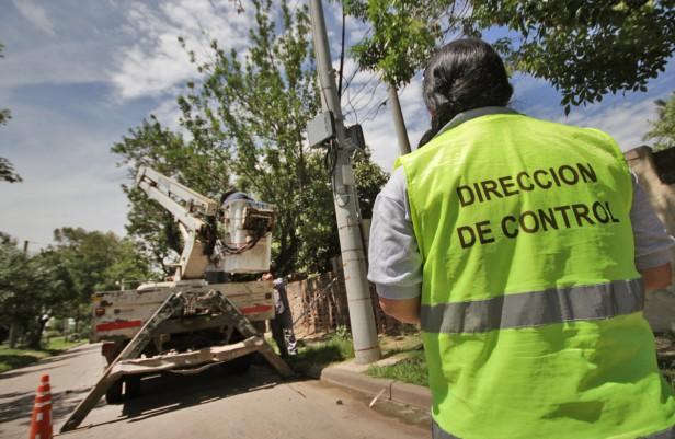 El Municipio desmanteló una antena de telefonía celular que no estaba autorizada