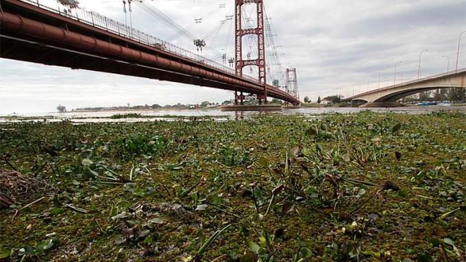 Informe Nº 1 de la crecida de los ríos del Centro de Operaciones de la Municipalidad