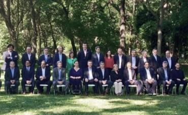 Mauricio Macri presentó a su Gabinete: