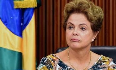 Abren juicio político a la presidenta de Brasil Dilma Rousseff