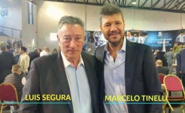 La reunión entre los sectores de Segura y Tinelli se postergó para el lunes próximo