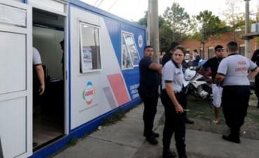 4 detenidos por el copamiento del destacamento de la Policía Comunitaria