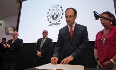 José Corral pone en funciones a su nuevo Gabinete