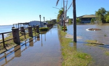 Chaco se prepara para una crecida del Río Paraná estimada en 7,40 metros