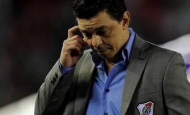 Gallardo, sobre la derrota: