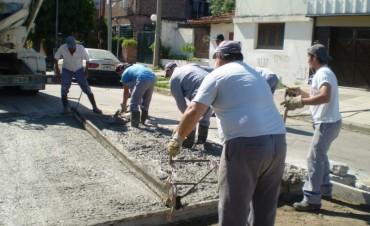 Plan Norte: José Corral inaugura 11 cuadras de pavimento y desagües
