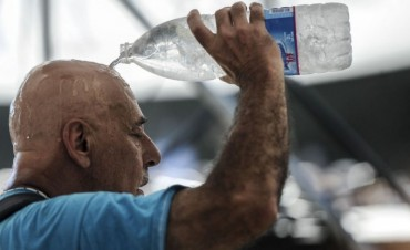 Santa Fe tendrá temperaturas cercanas a los 40º por varios días