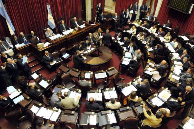 El Senado comienza a debatir el proyecto para elevar el mínimo no imponible