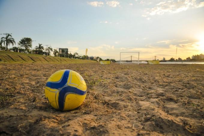 La ciudad tiene un nuevo Parador Deportivo en la Costanera Este