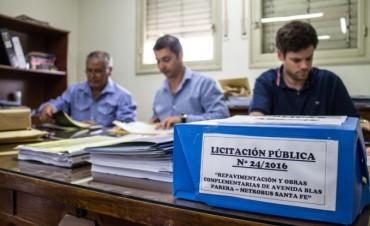 Metrofé: El Municipio licitó obras de repavimentación de avenida Blas Parera