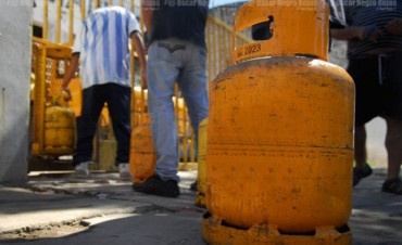 Durante el feriado largo, también se comercializarán las garrafas de gas a precio diferencial
