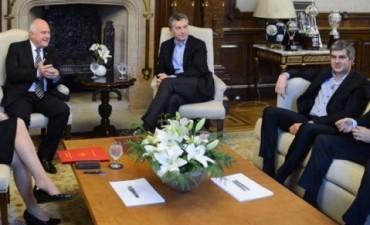 Declaraciones de Miguel Lifschitz, Marcos Peña y Mauricio Macri sobre Ganancias