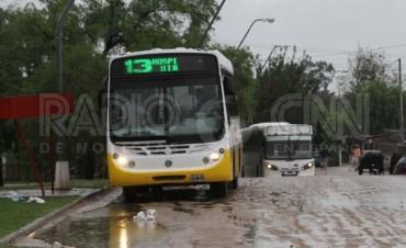 ¿Como esta a esta hora el Servicio de Trasporte Publico?
