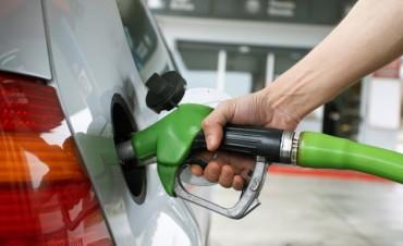 El aumento de nafta sería de un 8 por ciento