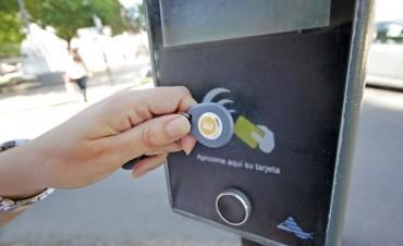El SEOM incorpora una alternativa innovadora para estacionar en parquímetros