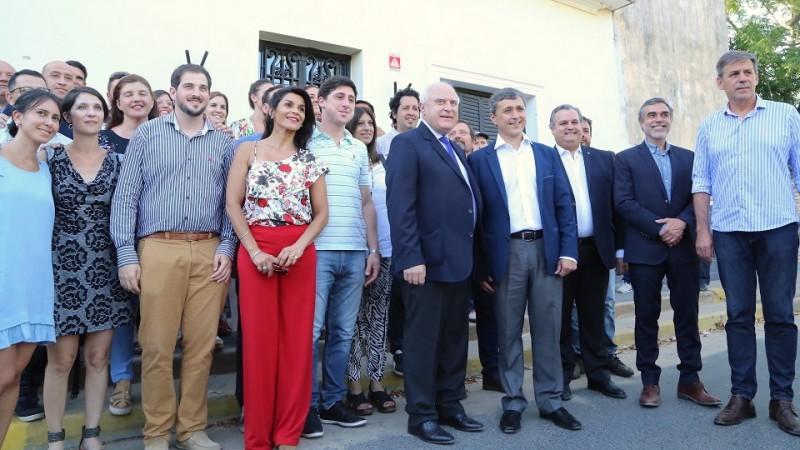 Juraron los nuevos intendentes de Rincón y Recreo
