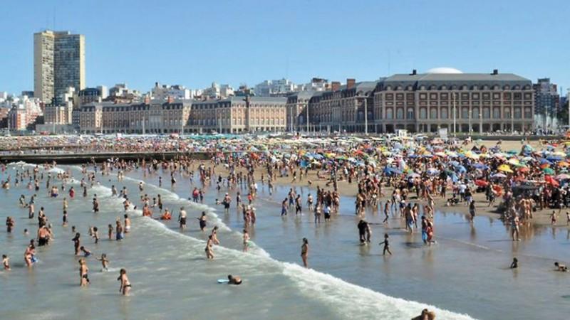 Brasil y la Costa Atlántica, son los destinos elegidos para este verano