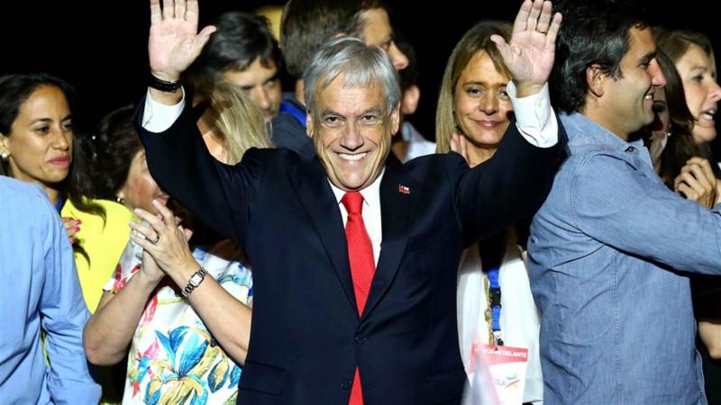 Piñera volverá a ser el presidente de Chile