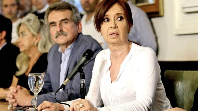 Confirmaron la prisión preventiva a Cristina Kirchner
