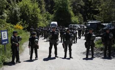 Conflicto mapuche: hay ocho prefectos sometidos a peritaje para evaluar si tuvieron restos de pólvora