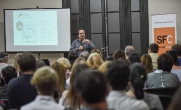 Santa Fe comenzó con el programa de Ciudades Piloto de Agenda 21