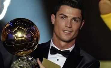 Ronaldo ganó su 5º Balón de Oro